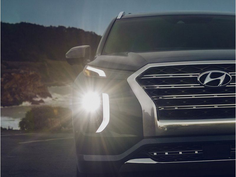2020 Hyundai Palisade SEL High Beam Assist