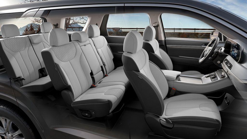 2020 Hyundai Palisade Se Hyundai Usa
