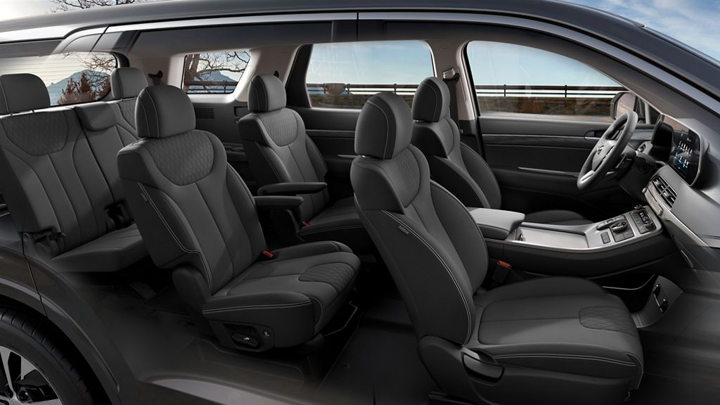 2020 Hyundai Palisade Sel Hyundai Usa