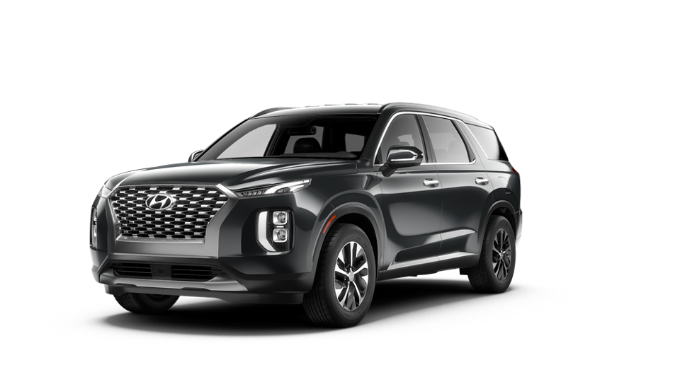 360 Exterior Image of the 2020 PALISADE SEL in Steel Graphite