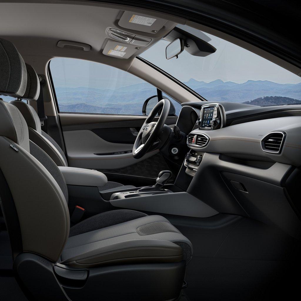 2020 Hyundai Santa Fe Sel Hyundai Usa