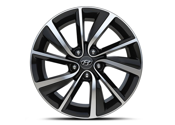 2020 Hyundai Santa Fe Limited Alloy Wheels