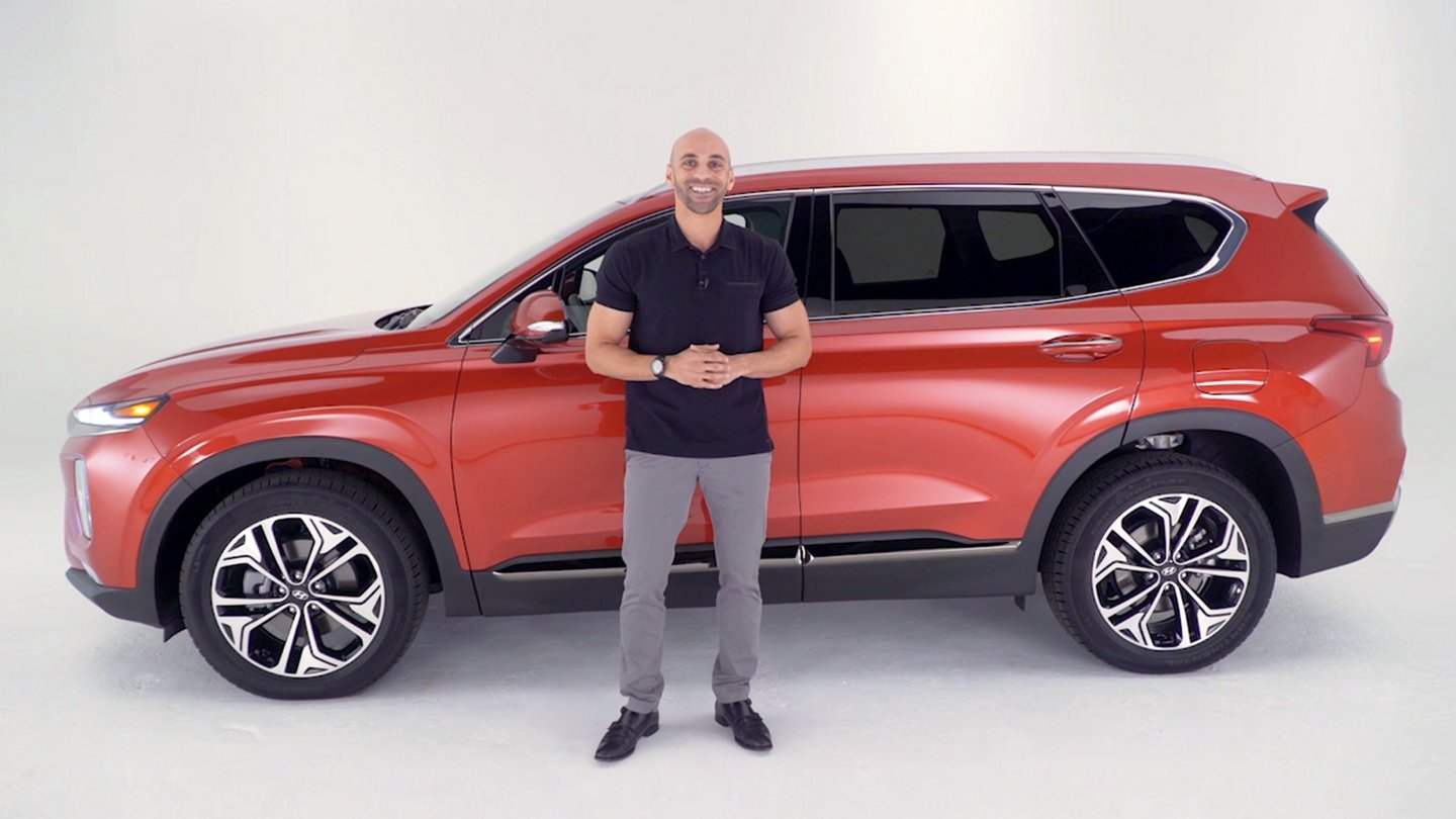 play 2020 hyundai santa fe video