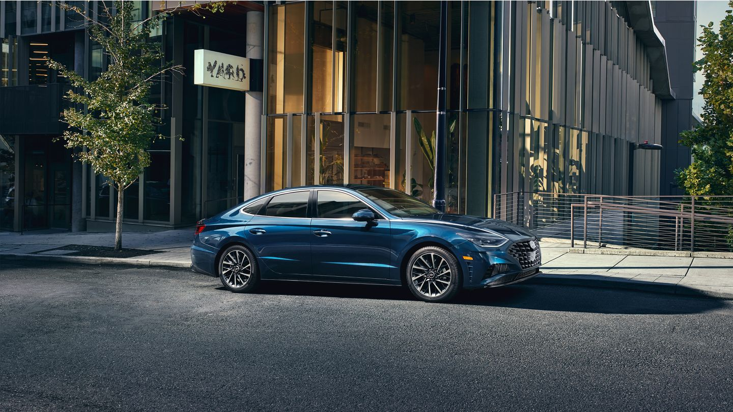 Trim Levels of the 2020 Hyundai Sonata