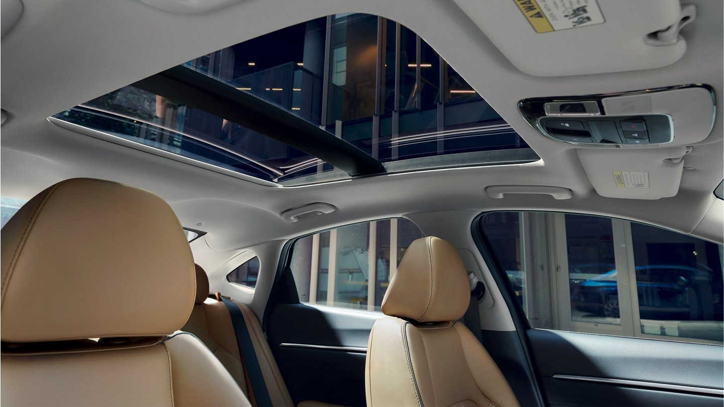 2020 Hyundai Sonata Limited Panoramic Sunroof