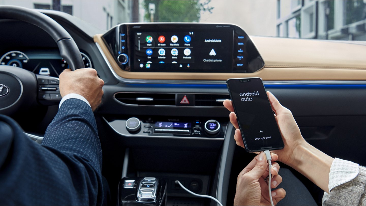 2020 Hyundai Sonata SEL Plus Android Auto and Apple CarPlay