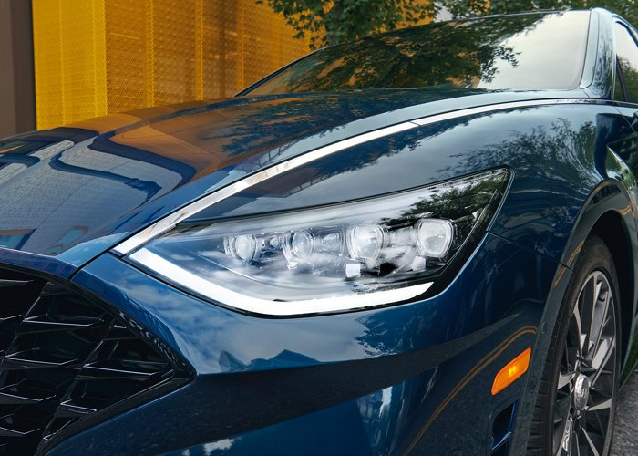 2020 Hyundai Sonata SEL Plus LED Headlights