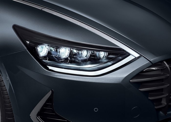 2020 Hyundai Sonata SEL Plus High Beam Assist