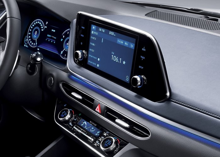 2020 Hyundai Sonata SEL Plus Touchscreen audio display