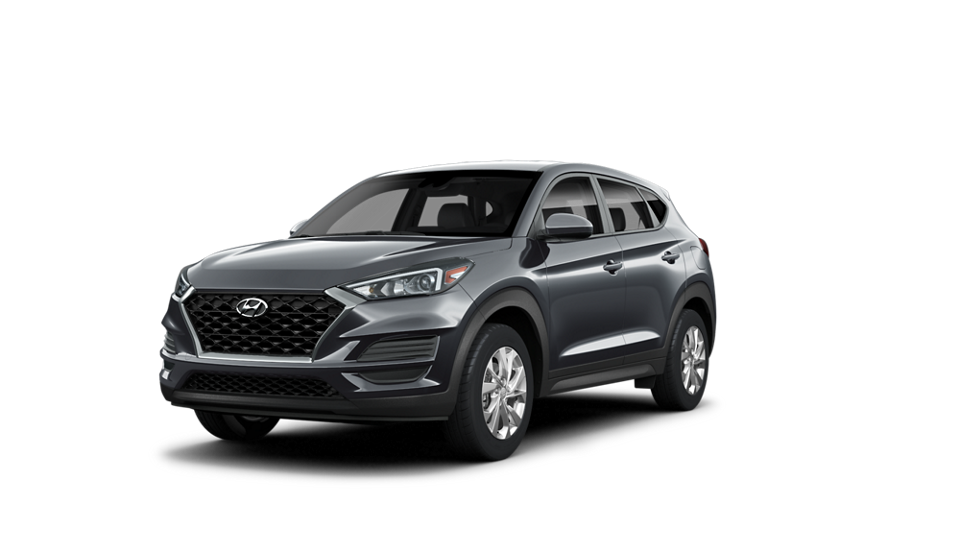 360 Exterior Image of the 2020 TUCSON SE in Magnetic Force