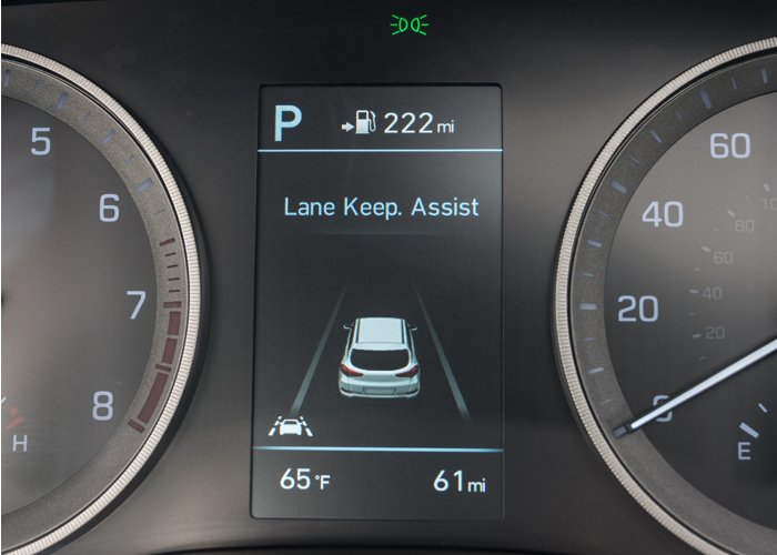 2020 Hyundai Tucson SE Lane Keeping Assist