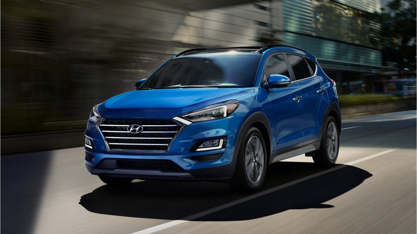 Trim Levels of the 2020 Hyundai Tucson