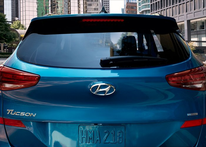 2020 Hyundai Tucson hands free smart liftgate
