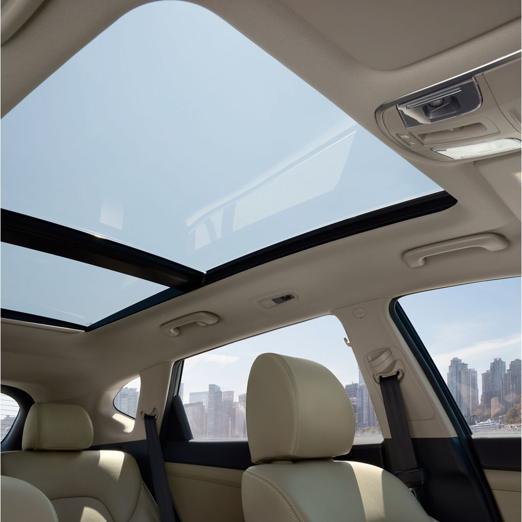 2020 Hyundai Tucson Ultimate sunroof