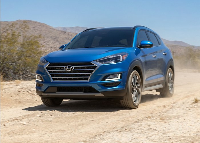 2020 Hyundai Tucson Value All wheel drive