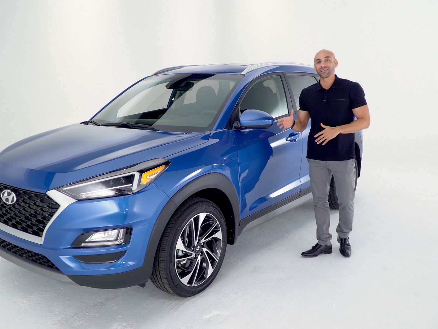 Hyundai USA | The 2020 Hyundai Tucson