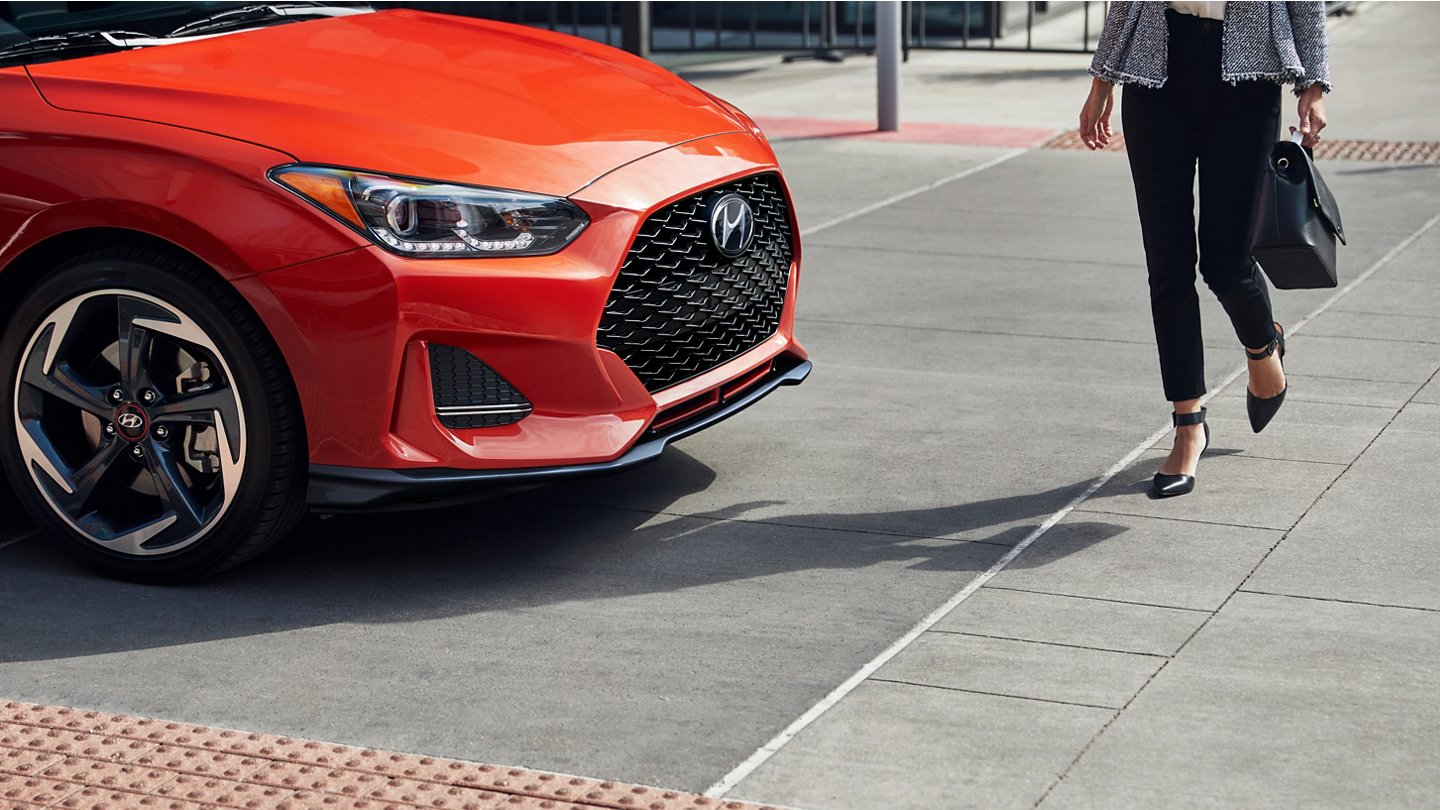2020 Hyundai Veloster Turbo Ultimate Forward Collision Avoidance Assist