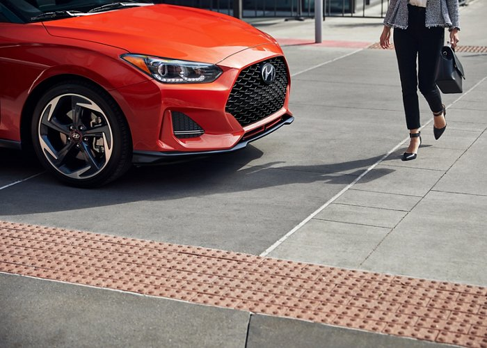2020 Hyundai Veloster Turbo R-Spec Gloss black accents