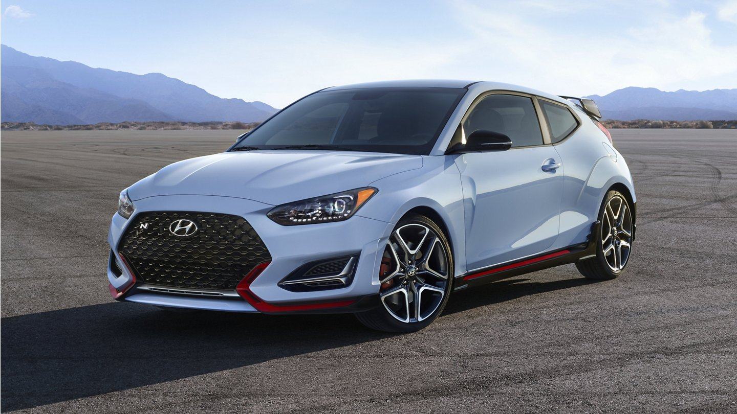 2020 Hyundai Veloster N Performance Package