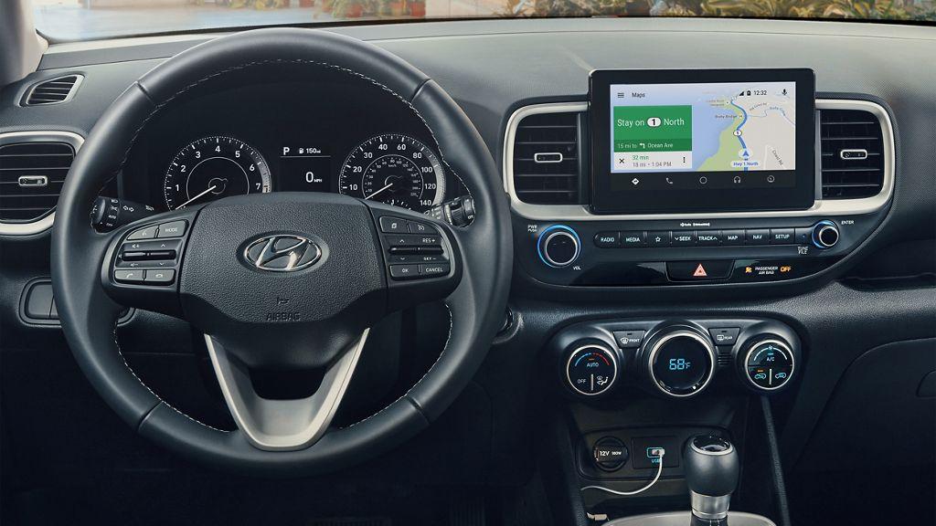 2020 Hyundai Venue Denim Hyundai Usa