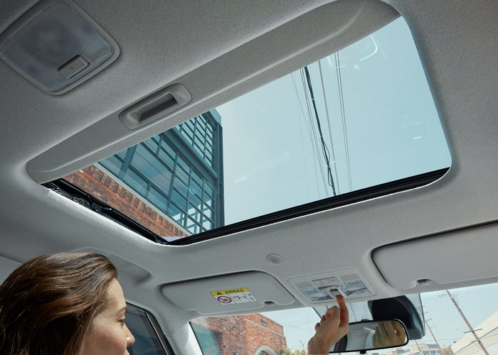 2020 Hyundai Venue Sunroof