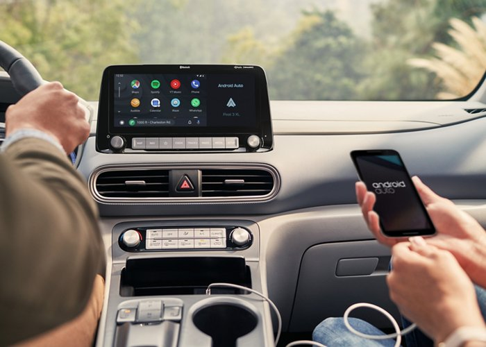 2021 Hyundai Kona Electric Limited Android Auto