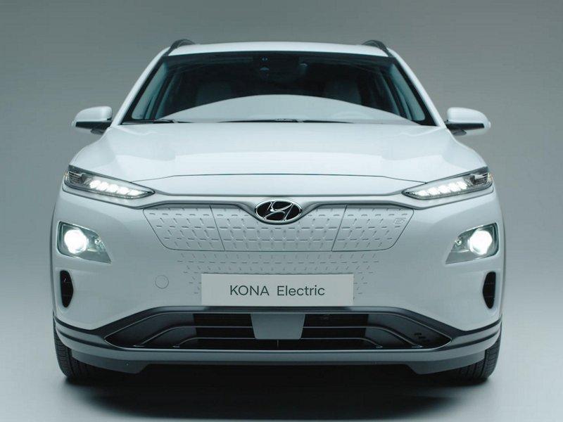 2021 Hyundai Kona Electric Vehicle Hyundai Usa