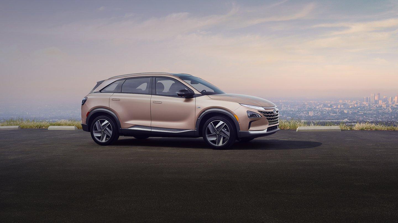 2021 NEXO Fuel Cell from Hyundai | Hyundai USA