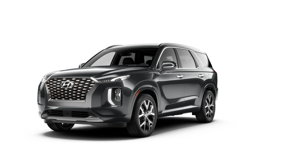 360 Exterior Image of the 2021 PALISADE Limited in Steel Graphite