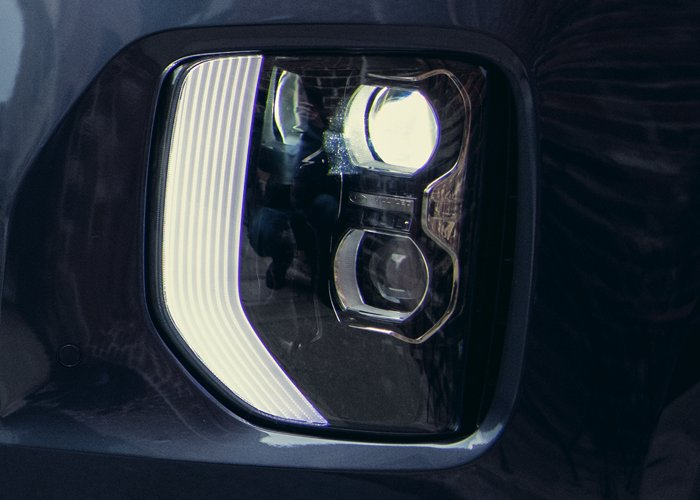 2021 Hyundai Palisade Limited Bi-LED Headlights