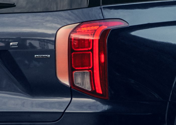 2021 Hyundai Palisade Limited LED Taillights