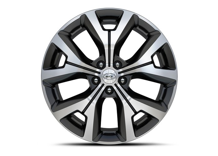 2021 Hyundai Palisade Limited Alloy Wheels