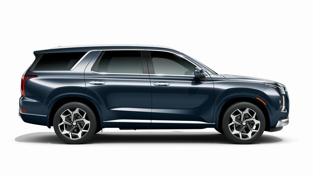 2021 Hyundai Palisade Hyundai Usa
