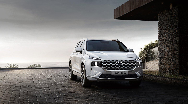 Hyundai Santa Fe 2021 Disponible En El Otono De 2020 Hyundai