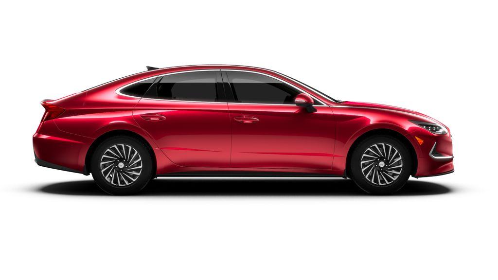 2021 Hyundai Sonata Hybrid Hyundai Usa