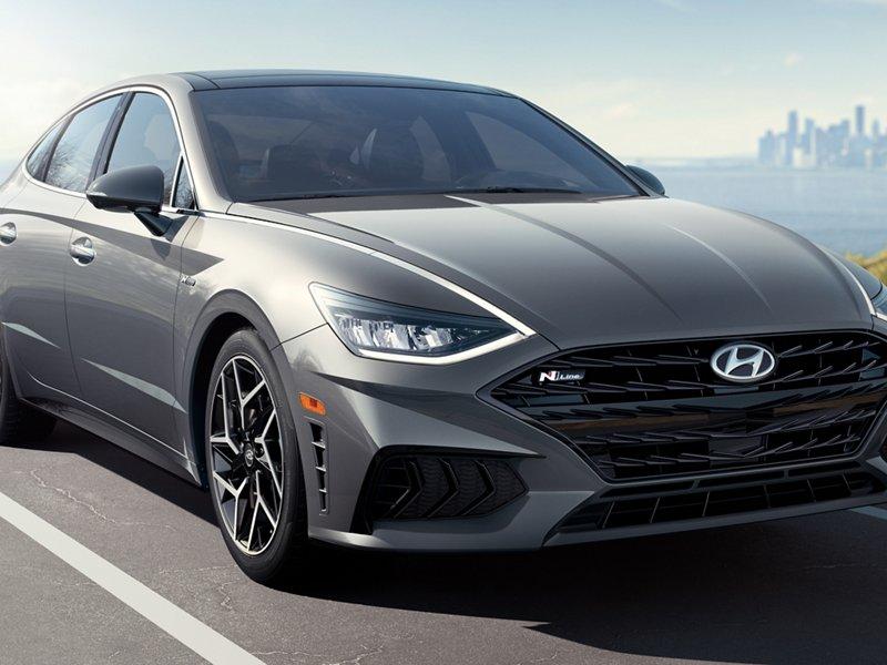 2021 Hyundai Sonata N Line Trim Hyundai Usa
