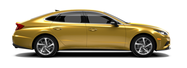 2021 Hyundai SEL Plus Glowing Yellow
