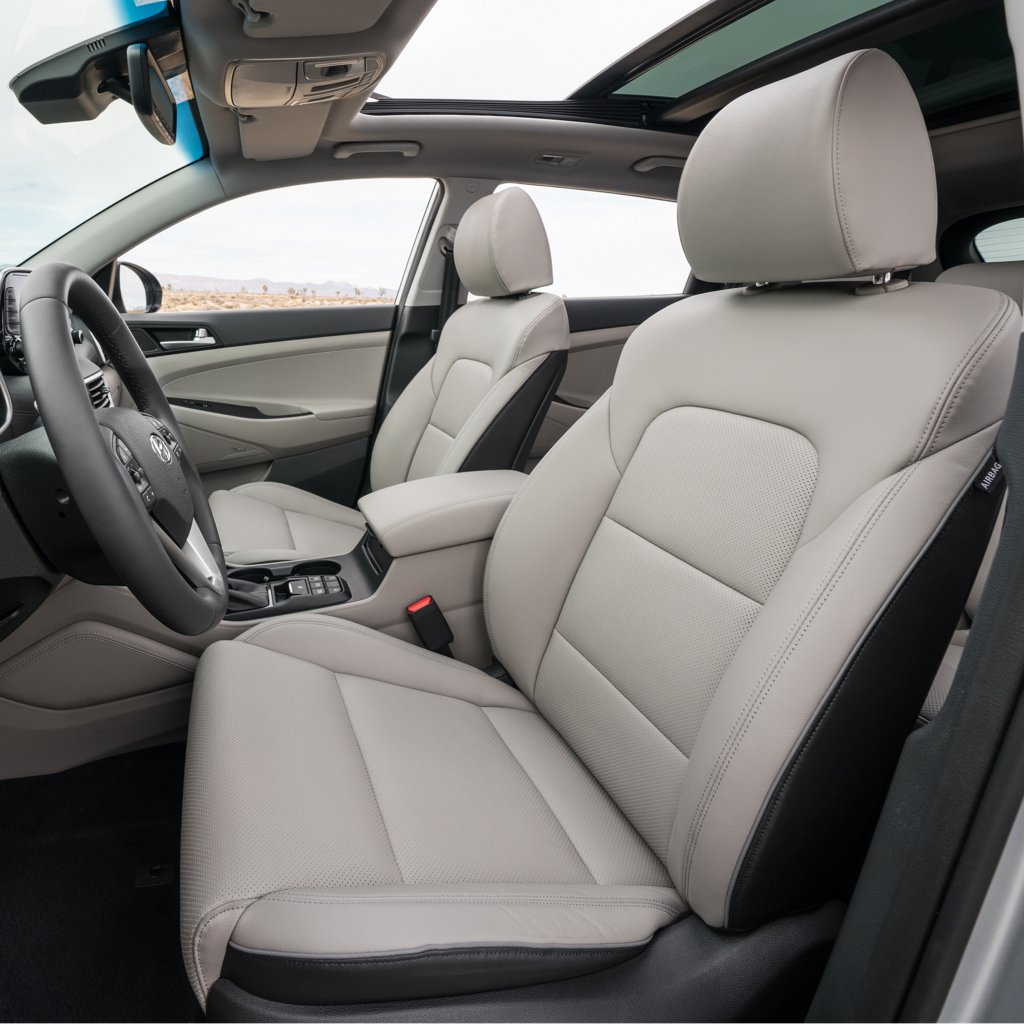 2021 Hyundai Tucson Limited Power Driver seat