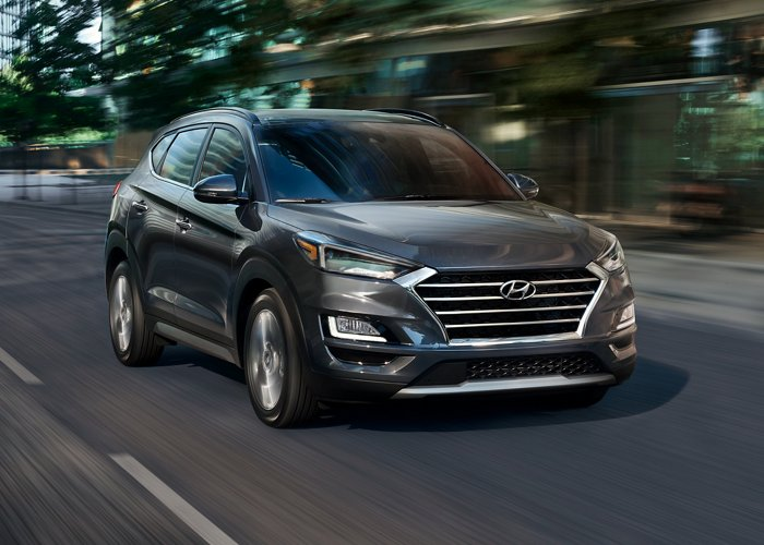 2021 Hyundai Tucson Value 4 cylinder engine
