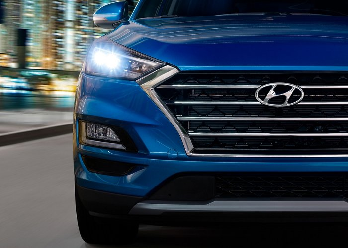 2021 Hyundai Tucson Limited LED Headlights
