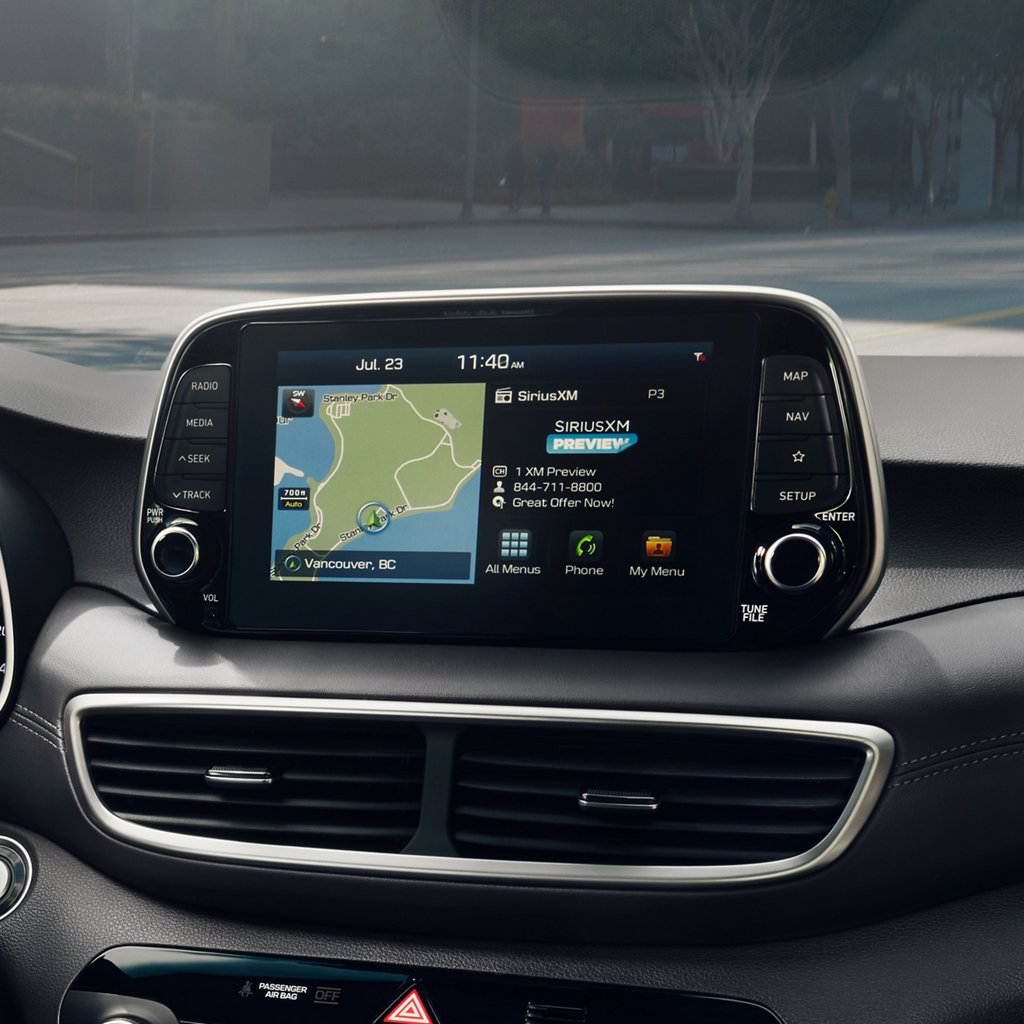 2021 Hyundai Tucson Value Sirius XM satellite radio