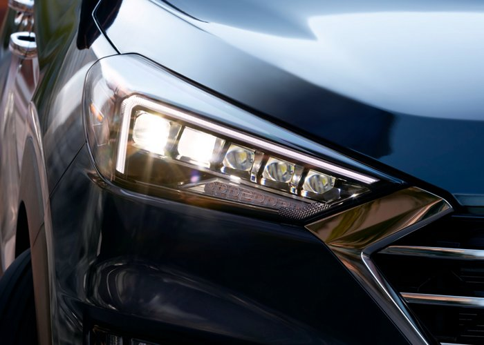 2021 Hyundai Tucson Value LED accent lighting