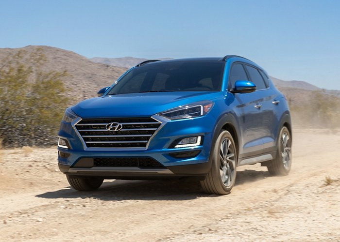 2021 Hyundai Tucson SEL HTRAC All Wheel Drive