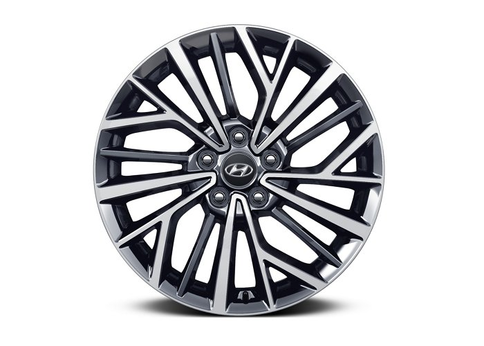 2021 Hyundai Tucson Limited Alloy Wheels