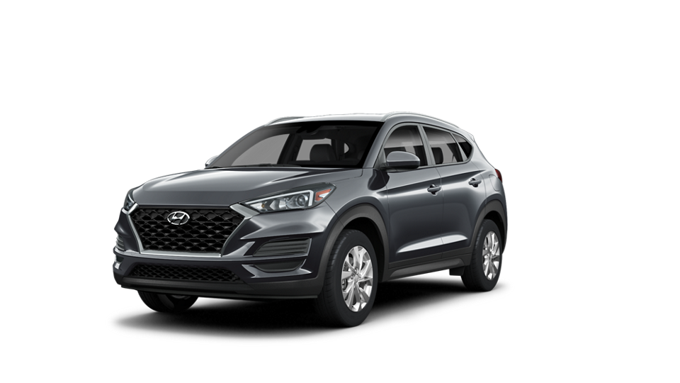 Imagen en 360° del exterior del TUCSON Value 2021 en Magnetic Force