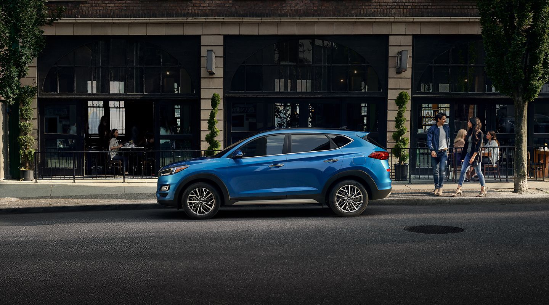 2021 Hyundai Tucson Hyundai Usa