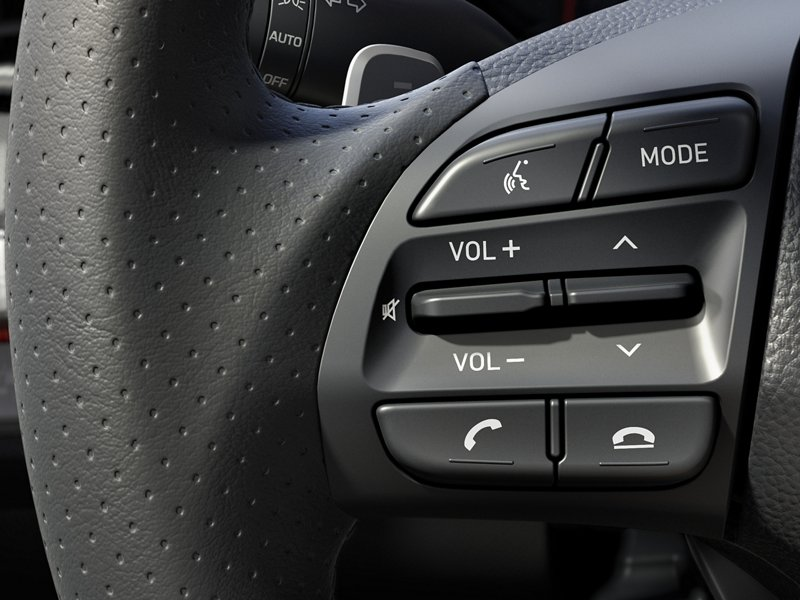 2021 Veloster Bluetooth hands-free phone