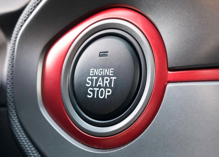 2021 Hyundai Veloster Turbo R-Spec Proximity Key with push button start