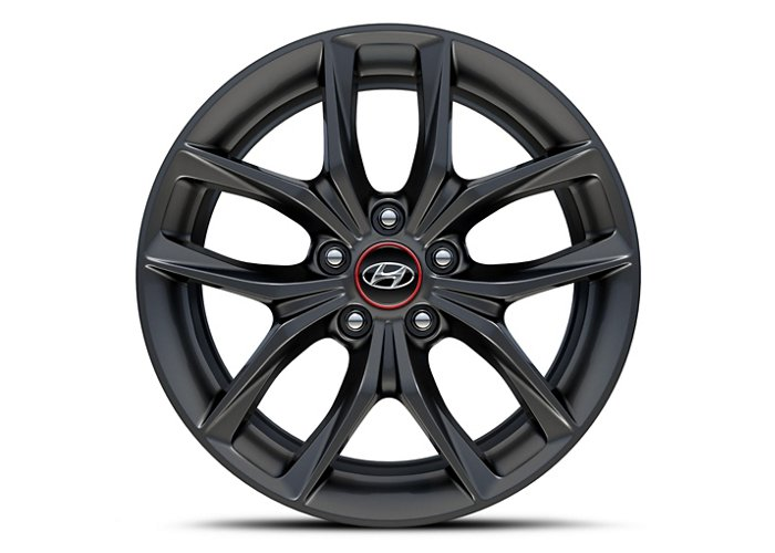 2021 Hyundai Veloster Turbo R-Spec Alloy Wheels