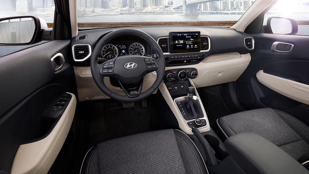 2021 Hyundai Venue Denim Hyundai Usa